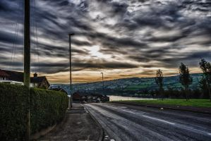 round the corner by derrybarry