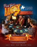 Couer d'Alene - Lucky 7 Advertisement by kriecheque