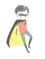 Robin by EpicNeutral