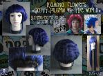 Wig - Ramona Flowers, Scott Pilgrim vs. the World by Kli-Kli