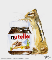 Nutella by VinceSwift