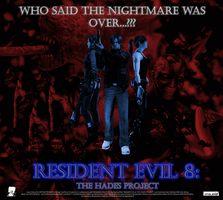 Resident Evil VIII: The Hades project.... by mavgoddess