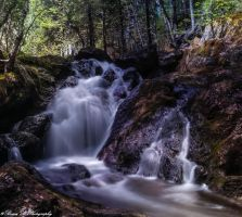 Nail Factory Falls by Brian-B-Photography