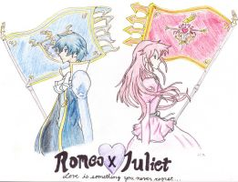 Romeo X Juliet by jcrpurple417