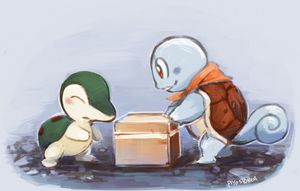 PMD: Box by piyostoria