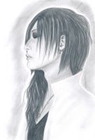 the GazettE - Uruha by Liane13