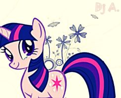 Twilight Sparkle Wallpaper. by LyokoWarrior1