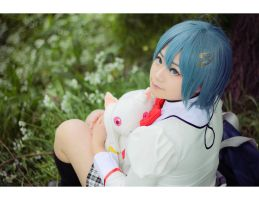 Sayaka Miki : Carefree Days by cherririi