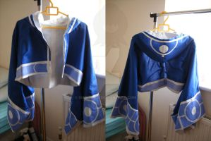 Felt Cosplay WIP Part 3 by Sho-saka