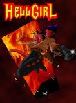 Hellgirl by agent-waway