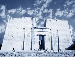 Edfu Temple by ahmedyousri