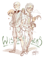 Ode to Wise by Hae-Hyun