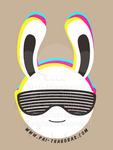 DaD - 068 New Wave Bunny by pai-thagoras
