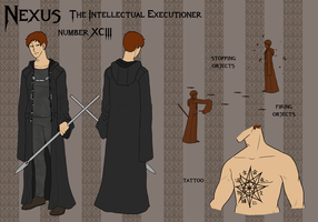 The Int. Executioner - mk II by hyperionwitch