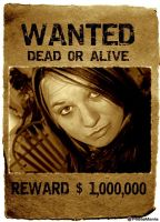 Wanted: Dead or Alive... by DarkEternalShadows