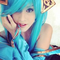 Sona cosplay (ID) by TheSweetAmy