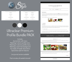 Ultraclear ~ Premium Content by ClearStyle