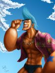 Franky - Cutty Flam by Evil-Siren