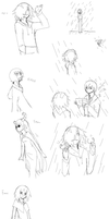 A whole bunch of sketches. by 1STW