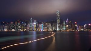 HK Landmarks by uncle-sam-hk