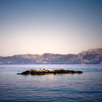 Adriatic Sea II by Jez92