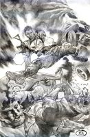 Punisher attack by wolfpact