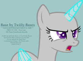 MLP Base 273 by Twiily-Bases