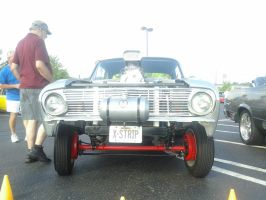 Ford Falcon Gasser by BackMasker