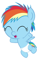 Dash the Adorable by Comeha