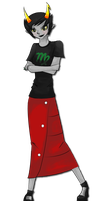 Kanaya Maryam by firedragon47