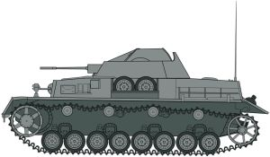 Panzer 4 Ausf.H (klugblitz) by billy2345