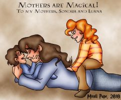 Mothers Are Magical by MandiPope