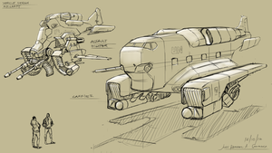 Aircraft Concept Designs by JRAS22