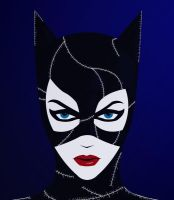 Batman Returns - Catwoman by Maskmaker24