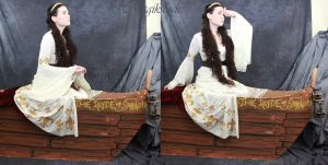 The layde of shalott 1 by magikstock