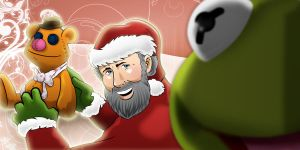Muppet Cast Christmas 2009 by dhulteen