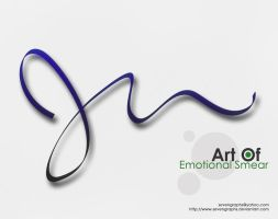 Art Of Emotion Smear 04 by sevengraphs