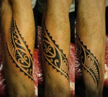 freehand polynesia by strangeris