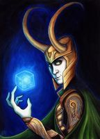 Loki by HollyTheTerrible