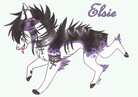 .: Elsie - PW :. by JLise