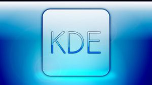 KDE Icon Wallpaper by DefectiveDre