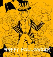 Happy halloween 2012 by kenwntanabata