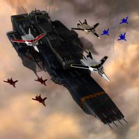 ROBOTECH : Over Pluto by healthyinsanity