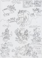 Sonic Virtual Concept by BlueIke