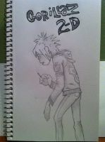 Zombie 2D by 2-Dcrazy