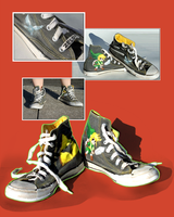 zelda shoes by lapaa
