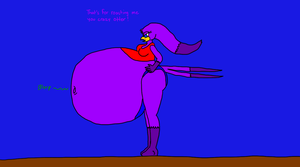Request Queen Rouge Vore Ending 1 Bonus by Ant-D