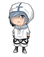 Grendil Baier Chibi by Arrancarfighter
