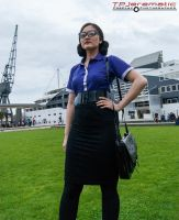 24 Oct MCM LON Team Fortress 2 Miss Pauling by TPJerematic