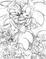 Sonic Doodlezzz : 49 by Narcotize-Nagini